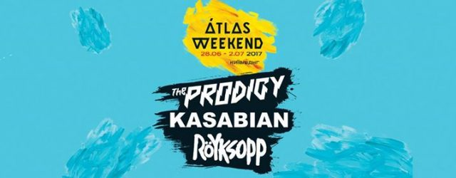 «Atlas Weekend 2017