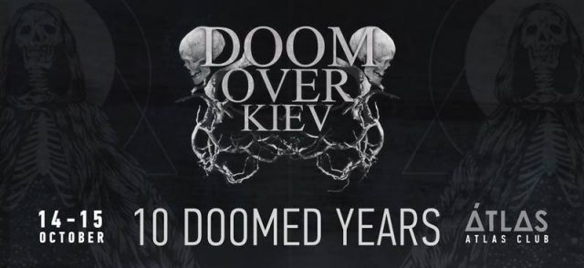 Фестиваль «Doom Over Kiev: 10 Doomed years»