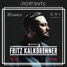 Вечірка «Portraits Ep.3 with Fritz Kalkbrenner»