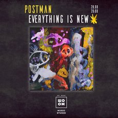 Postman презентує альбом «Everything is New»