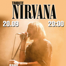 Концерт «Nirvana Tribute Show»