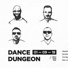Вечірка «National Distortion: Dance Dungeon»