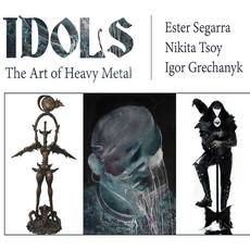 Виставка «IDOLS: The Art of Heavy Metal»