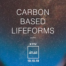 Концерт Carbon Based Lifeforms